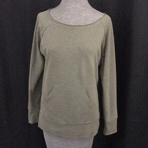 Mark, Green Sweatshirt, Size M